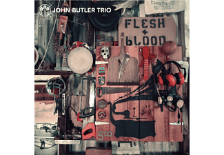 John Butler Trio - Flesh And Blood - (CD)