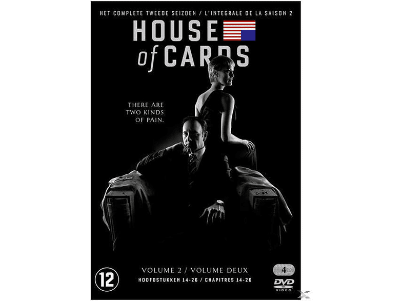 House of Cards Saison 2 Série TV