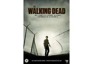 The Walking Dead - Seizoen 4 - DVD