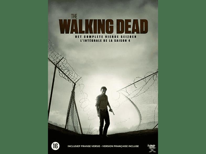 The Walking Dead - Seizoen 4 - DVD