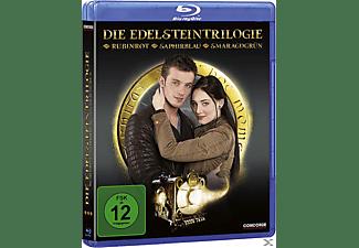 Die Edelsteintrilogie - Rubinrot, Saphirblau, Smaragdgrün Blu-ray