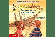 Robert Missler - Die Nordseedetektive (5). Der versunkene Piratenschatz - (CD)