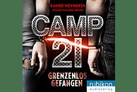 Mark Bremer - Camp 21-Grenzenlos Gefangen - (MP3-CD)