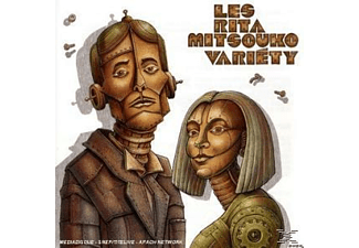Les Rita Mitsouko - Variéty  - (CD)