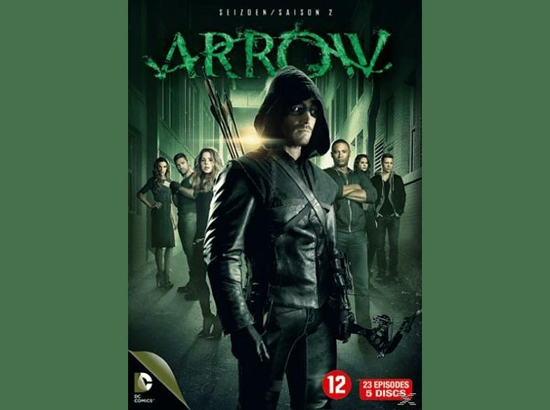 Arrow Saison 2 Série TV