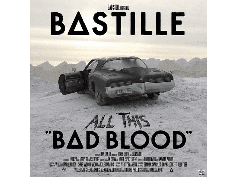 Bastille - All This Bad Blood (Belgian Edition) CD