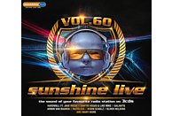VARIOUS - Sunshine Live 60 [CD]