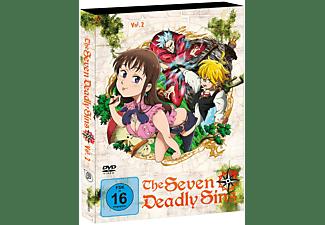 The Seaven Deadly Sins 2 DVD