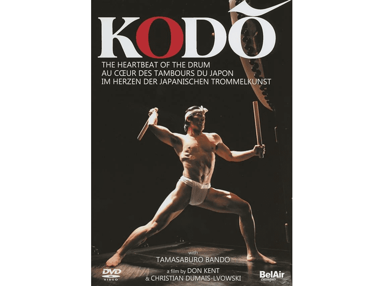 Japan - Kodo: Heartbeat Of The Drum [DVD]
