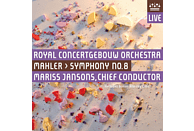 Royal Concertgebouw Orchestra - Symphony No.8 [CD + Blu-ray Disc]