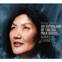Namgyal Lhamo - Anthology Of Tibetan Classical Songs.Musical Offe [CD]