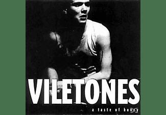 Viletones - A TASTE OF HONEY  - (CD)