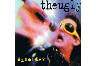 The Ugly - DISORDER  - (CD)