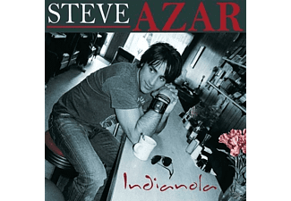 Steve Azar - INDIANOLA  - (CD)