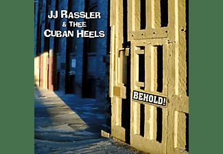Jj -& Thee Cuban Heels- Rassler - BEHOLD!  - (CD)