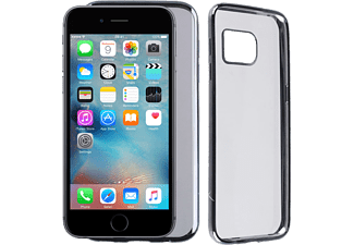VOLTE-TEL Θήκη Iphone 6S/6 4.7 Faceplate Electroplating Grey - (5205308173738)