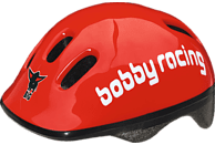 BIG Bobby-Racing-Helmet Kinderhelm, Rot