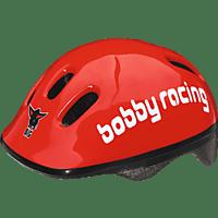 BIG Bobby-Racing-Helmet Kinderhelm, Rot