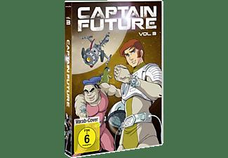 Captain Future - Vol. 3 DVD