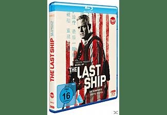 THE LAST SHIP 3.STAFFEL Blu-ray