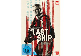 The Last Ship 3. Staffel DVD