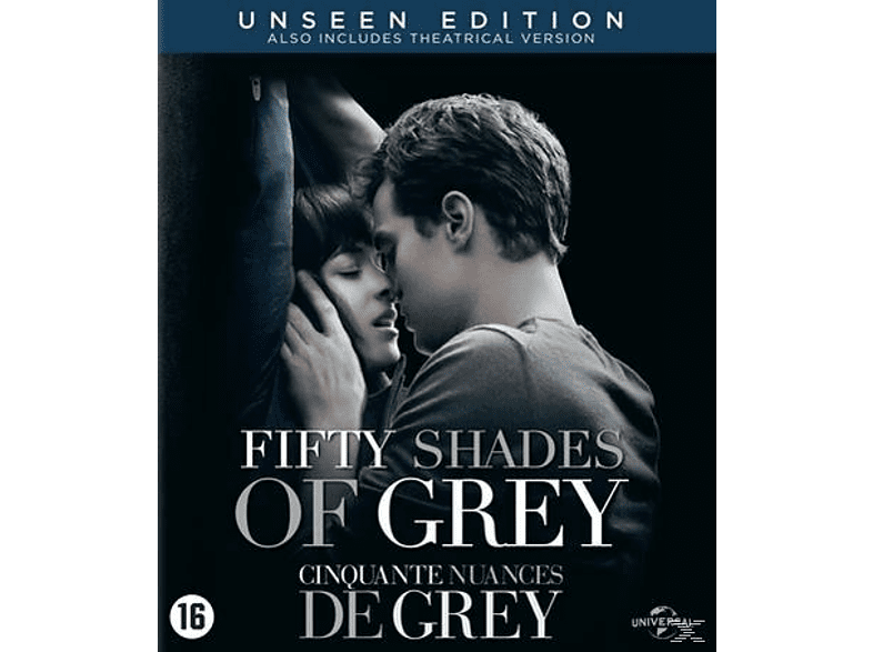 Cinquante nuances de Grey Blu-ray