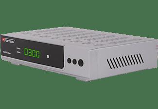 OPTICUM RED AX300s Plus Receiver (HDTV, DVB-S, DVB-S2, Silber)