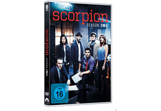 Scorpion - Staffel 2 DVD