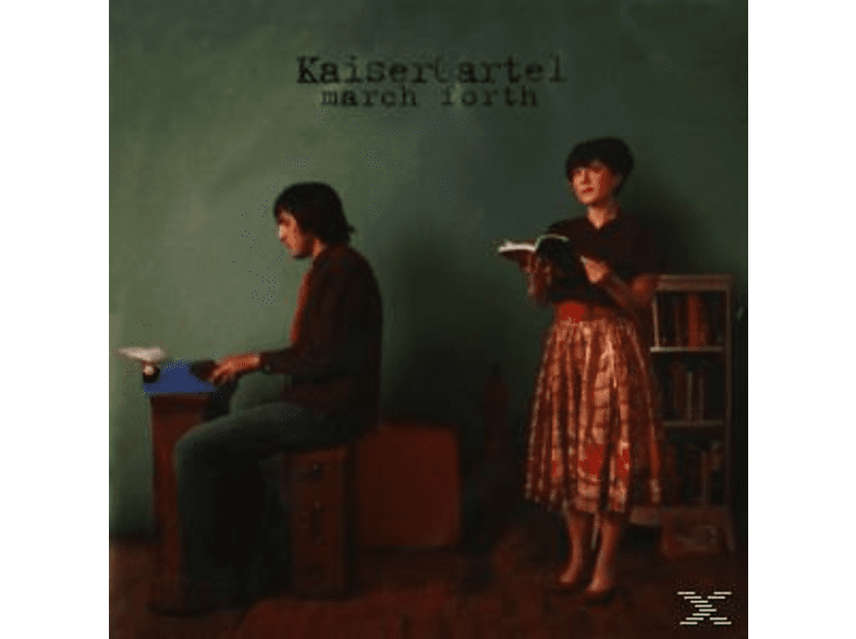 Kaisercartel - March Forth [CD]