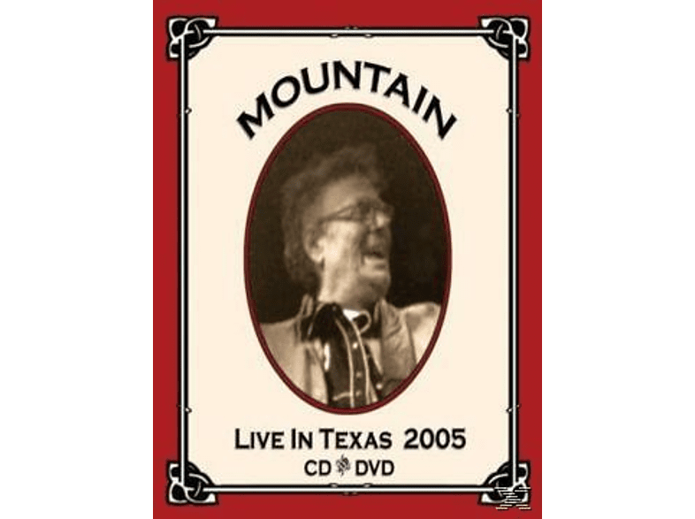 Mountain - Live In Texas 2005 [CD + DVD Video]