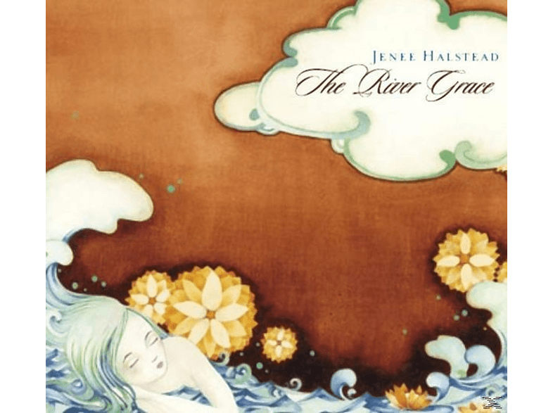 Jenee Halstead - The River Grace (Including Hollow Bones EP) [CD]