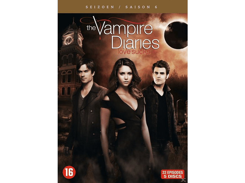 The Vampire Diaries Saison 6 Série TV