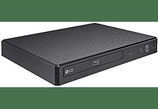 REACONDICIONADO Reproductor Blu-ray - LG BP250, Full HD, USB, HDMI, Negro