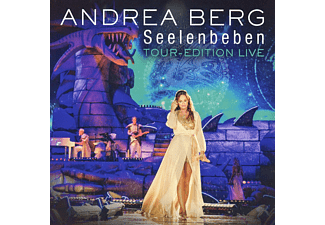 Andrea Berg - Seelenbeben - Tour Edition (Live)  - (CD)
