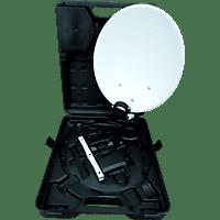 OPTICUM RED Campinganlage AX150 Easyfind Sat Anlage (350 mm, Opticum EasyFind Single LNB)