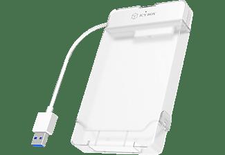 ICY BOX IB-AC 703 U3, Kunststoffgehäuse
