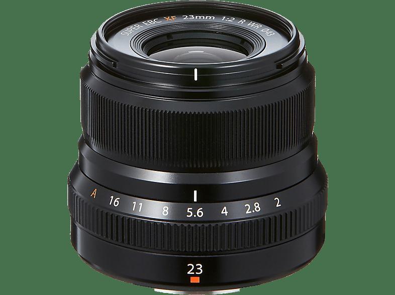 FUJI Groothoeklens Fujinon XF 23mm F2 R WR (D10803)