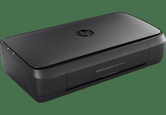 HP OfficeJet 250 Mobil Tintenstrahldruck 3-in-1 Multifunktionsdrucker WLAN