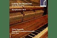 Vicky Yannoula - Sinfonien 1 & 5 [CD]