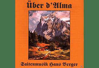 Saitenmusik - Über d'Alma  - (CD)