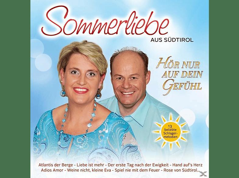 Sommerliebe - Hör nur auf dein Gefühl-13 bel.Schlagerm [CD]