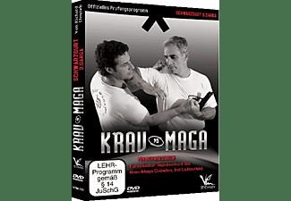 Krav Maga Schwarzgurt 3. Darga DVD