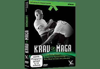 Krav Maga Grüngurt DVD