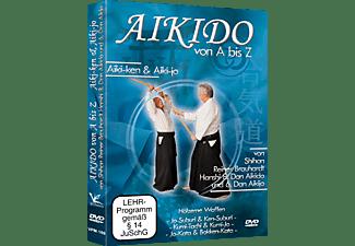 Aiki-ken & Aiki-jo DVD