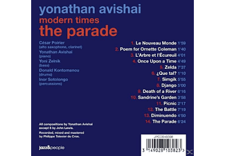 Yonathan Avishai - The Parade  - (CD)