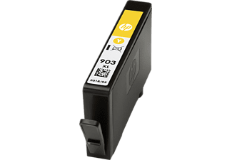 HP 903XL Yellow Ink Cartridge - (HPT6M11A)