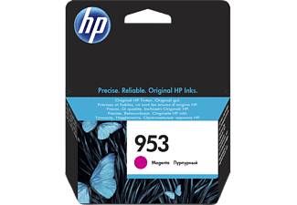 HP 953 Magenta Ink Cartridge - (HPF6U13A)