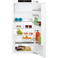 BAUKNECHT KVIE 2127 A+++  Kühlschrank (A+++, 118 kWh/Jahr, 1220 mm hoch, Weiß)