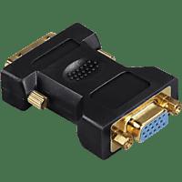 HAMA DVI-Stecker - VGA-Kupplung Adapter