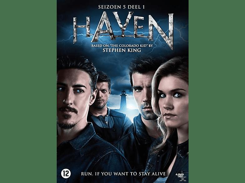 Haven - Seizoen 5 Deel 2 - DVD